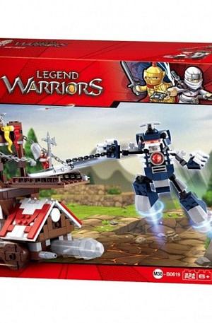 Sluban Legend Warriors: Stormram (M38 B0619)