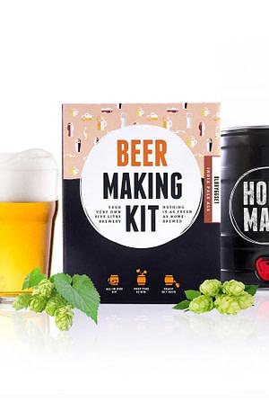 BULCK - Nr. 1 cadeau website | Brew Barrel Bierbrouwpakket - Lager