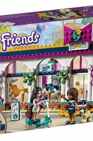 LEGO Friends: Andrea's accessoirewinkel (41344)