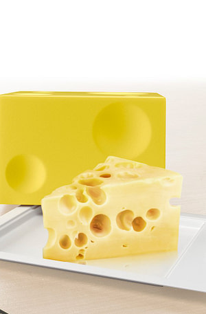 I Love Cheese Kaasdoos - Balvi