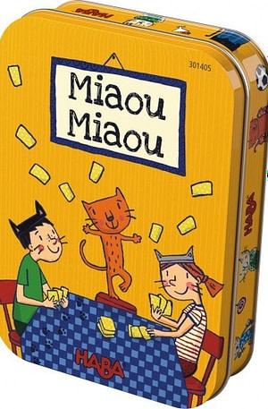 Haba kinderspel miauw miauw(FR)