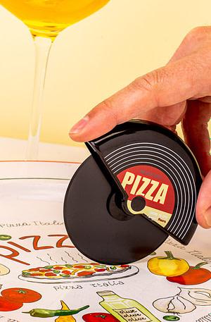 Pizzasnijder - Vinyl - Fisura