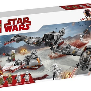 LEGO Star Wars: Verdediging Crait (75202)