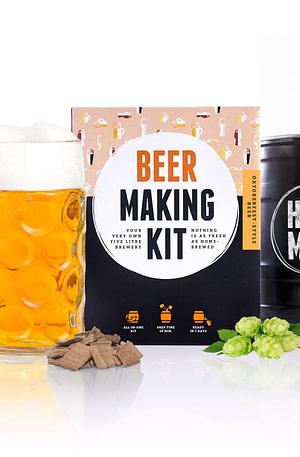 Bierbrouw Pakket - Oktoberfest - Brew Barrel
