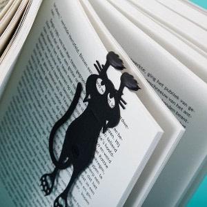 Curious Cat Boekenlegger - Balvi
