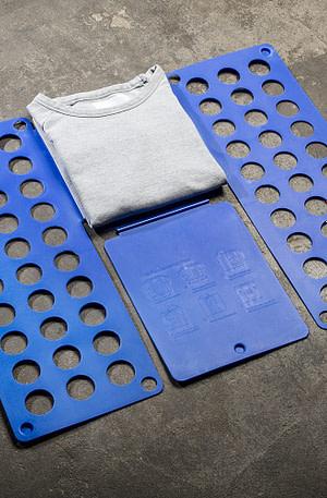 Sheldon Kleding Vouwplank - Groot Blauw