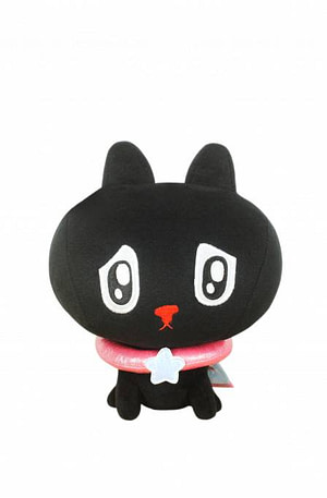 Bulck | De nr. 1 cadeau website | Kuroro Pluche Kuroro met cape- 19 cm