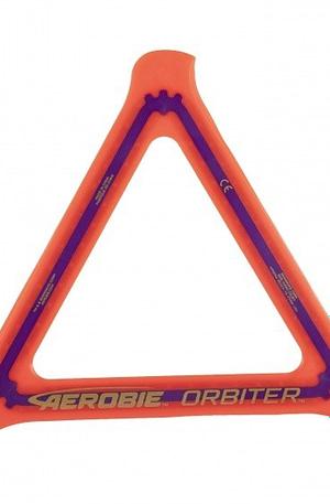 Aerobie boomerang Orbiter 25 cm oranje