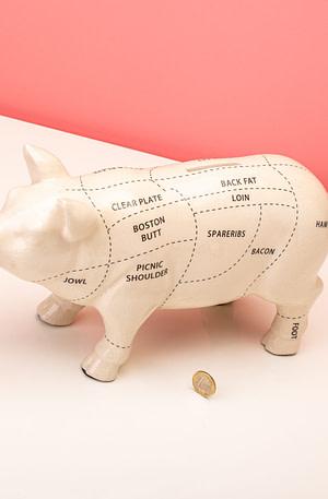 Cuts Of Pork Spaarpot - Groot - Balvi