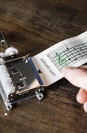 Maak Je Eigen Muziekdoosje - Kikkerland