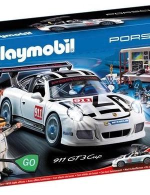 PLAYMOBIL Specials: Porsche 911 GT3 Cup (9225)
