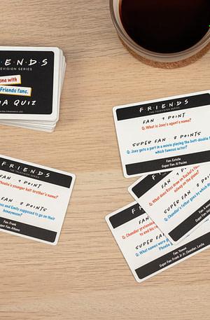 Friends Trivia Quiz - Paladone